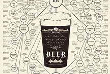 Beer Infographic / by Brooklyn Brew Shop