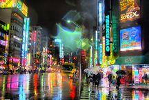 Japan / by Kim Dellow