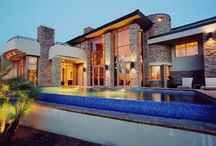 dream homes / by Kelsey Labat