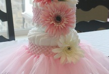 Diaper cakes & etc. / by Mary Trubac