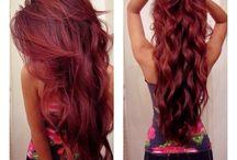 red heads / by Amber Cassada