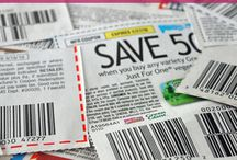 coupons! / by Stacey Flouton