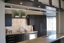 kitchen ideas / by Crystal Wise Gilbert