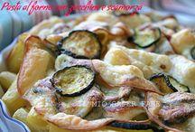 Ricette (primi) / ricette / by Rosa Venezia