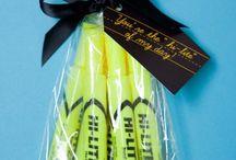 Teacher gifts / by Carrie Fox