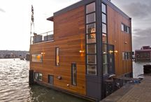 House boat ideas  / by Karen Hughes