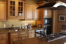 kitchen / by Jessica Howard