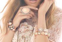 Bejeweled! / jewelery / by Xandra Vas