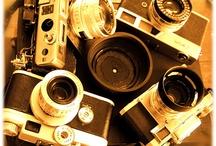 Vintage Cameras / by Jodi Totten