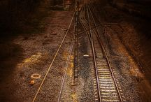 Tracks / by T.J. Phillips