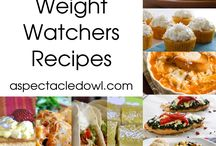 Weight watcher recipes / by Keith Chatelain