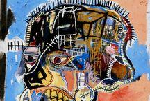Jean-Michel Basquiat / by Reginald Nora
