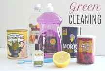 Squeaky clean. / by Melanie Wright