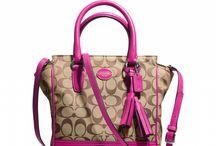 Coach Handbags, Shoes & Things  / I Luv A Nice Handbag / by Keecia Adams