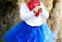 Princess Cowgirl Party / by Melanee Marshall