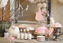 Birthday party ideas / by Jami Hofer