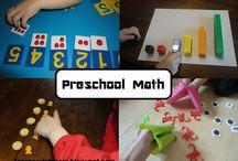 Preschool Math / by Brittani Chin