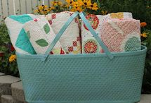 Quilt Storage & Display / by Sherri McConnell: A Quilting Life Blog