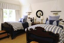 Boys room / by Candice Marie Anson