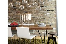 Living/Dining Room / by Christine Nealis