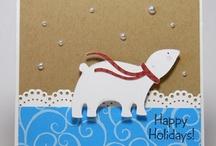 Christmas card inspiration / by Hitomi Nakatani