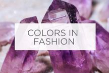 Colors in Fashion / We don't just love color on our walls, we love it everywhere. Especially our closets. / by Valspar