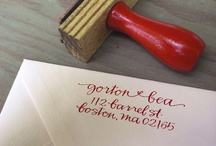 Things for My Wall / by Rachelle Hansen Burt