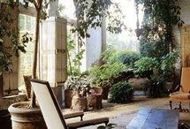 Garden Rooms / Outdoor/Indoor / by Susan Green