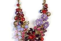 bold statement jewelry / by Lurlene Booth