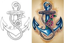 Tattoos / by Lydia Schnittger