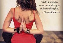 Yoga / by Sarah Lawrence