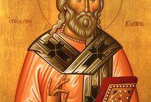 Orthodox Icons / by Marya Moutzouris