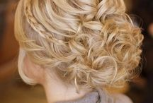 Wedding hair and make up / by Sherry Alexander