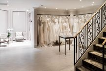 Badgley Mischka NYC Store  / 24 EAST 64th STREET  / by Badgley Mischka