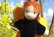 Needle Felting / by Suzoos Wool Works, LLC