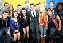Top 10 - Behind the Scenes / Check out pics from the frenzy of backstage last week on the #xfactor!   For more pics: http://txfusa.tv/IezUVJ / by The X Factor USA