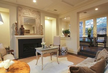 living rooms / by Marsha Coleman