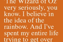 the wizard of oz / by linda reece