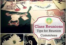 Class reunion / by Rhonda Creel