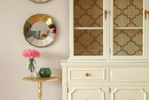 Dining room decor / by Heather Landsaw Linnig