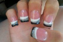 Nails (: / by Denyse Bocanegra