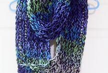 Looney Loom: loom knitting / by Alli
