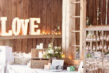 Rustic Farm Wedding / by Lulu & Bee Studio