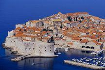Bucket List: Croatia and Italy / by Amanda Mouttaki