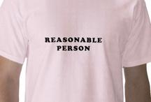 Reasonable? / by Rebecca Charles