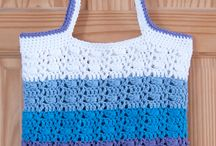 Crochet - purses and bags / by Kelly Davis