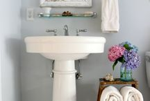 bathrooms / by Donna payton