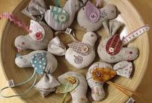 Stitchery projects / by Karen Lambert