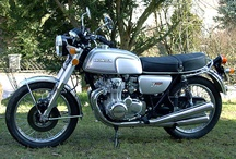 Vintage motorcycles & Cafè Racers / by George's Roma