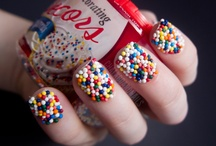 NAILS! / I *LOVE* nail polish and these are some of my favorite manis / by Larson Carter